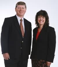 Sally Greenhill & Eric Rymer